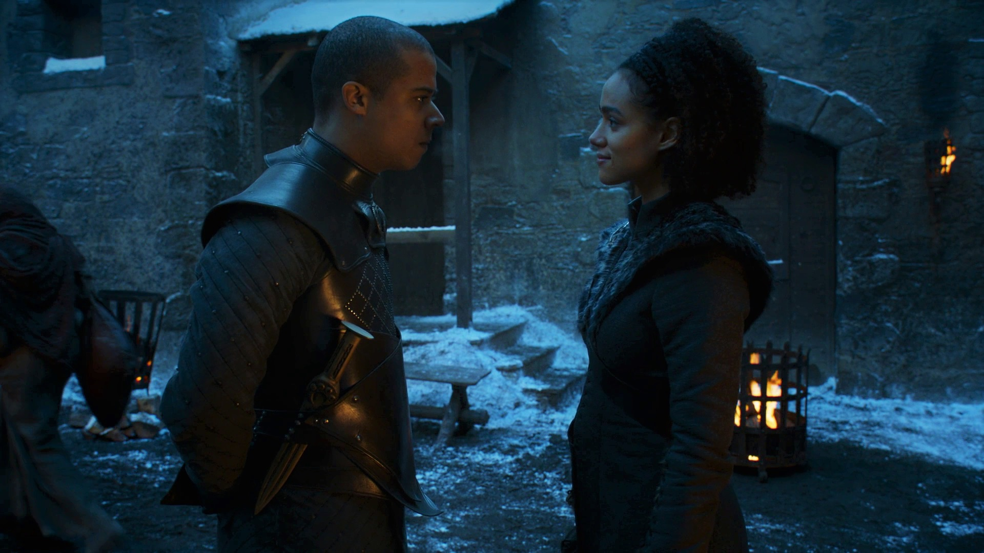 Grey Worm Missandei Season 8 802