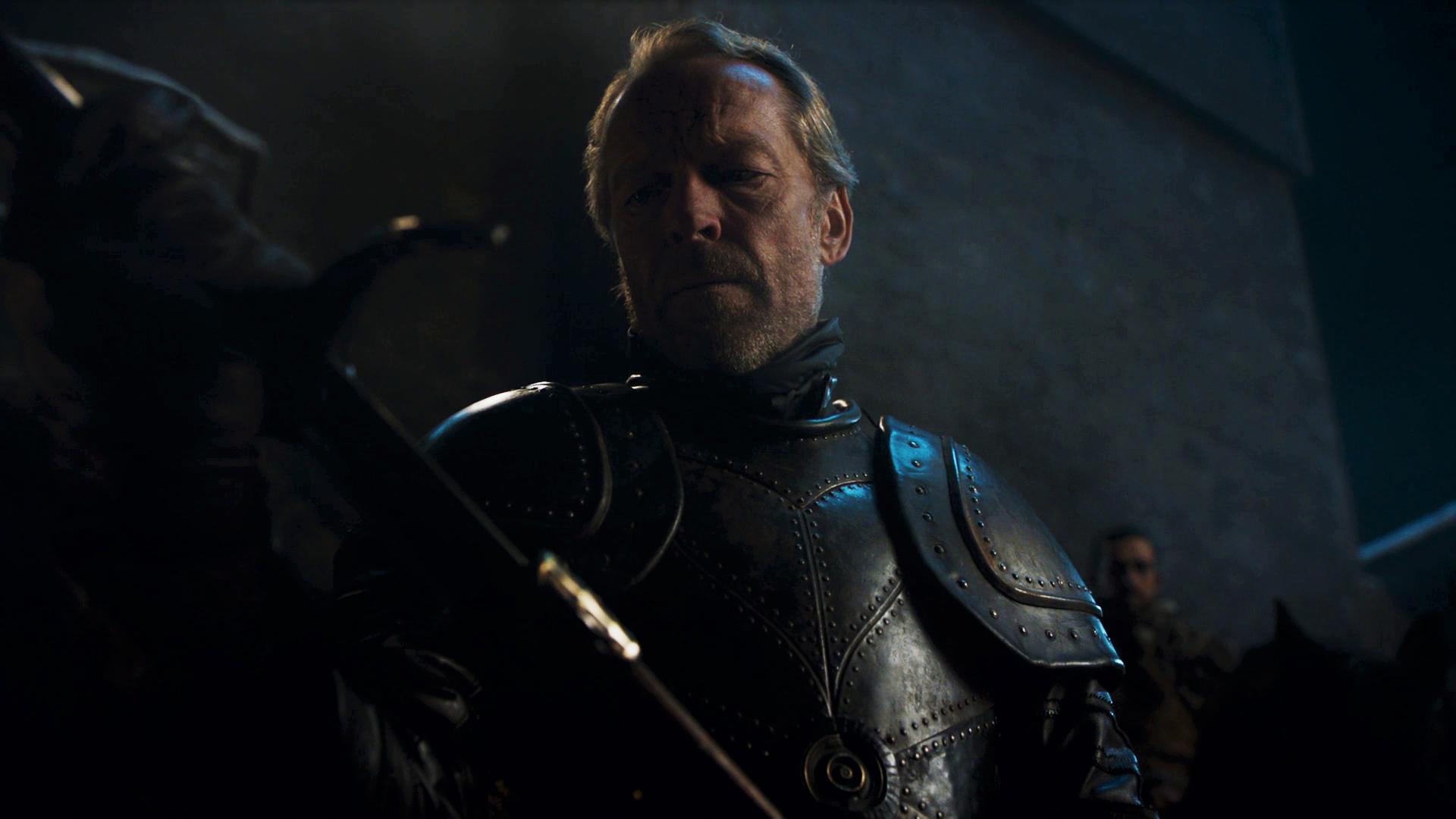 Jorah Mormont Heartsbane Valyrian Steel Sword Season 8 802