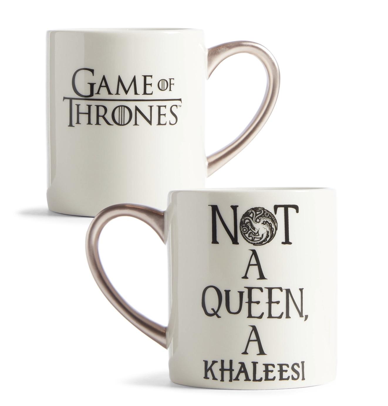 Not A Queen a Khaleesi Mug