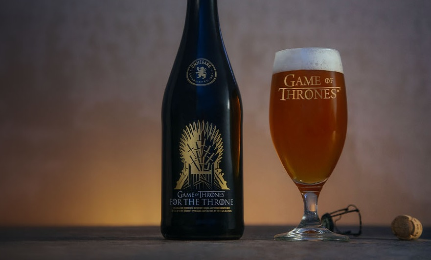 Ommegang For the Throne official image