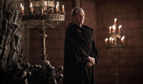 Qyburn (Anton Lesser). Photo: HBO, via Express.