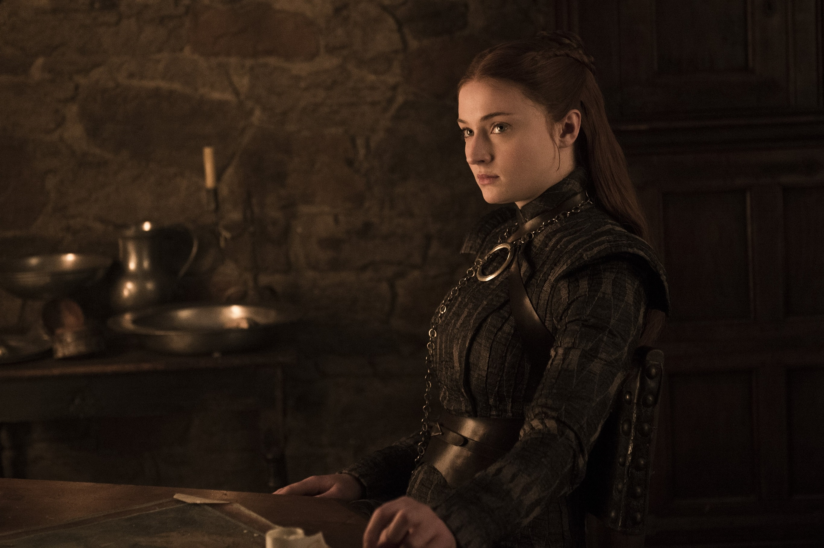 Sansa Stark Season 8 801