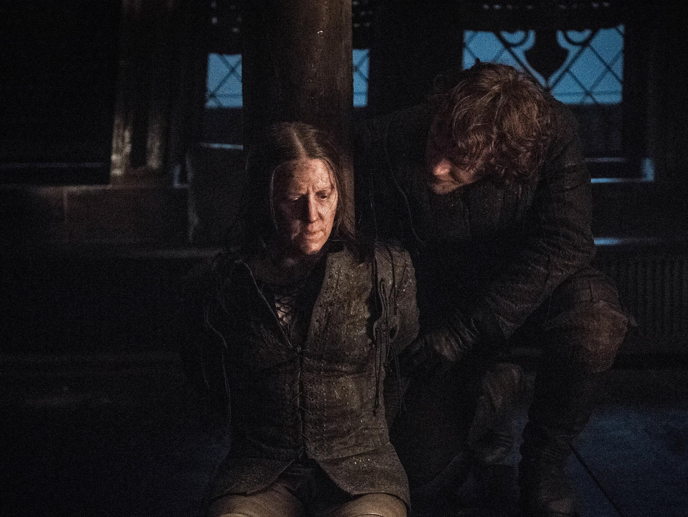 Theon Yara Winterfell