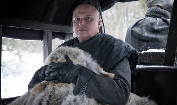Varys (Conleth Hill). Photo: HBO, via Express.