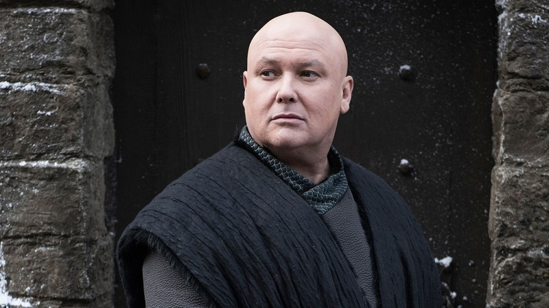 Varys in Winterfell