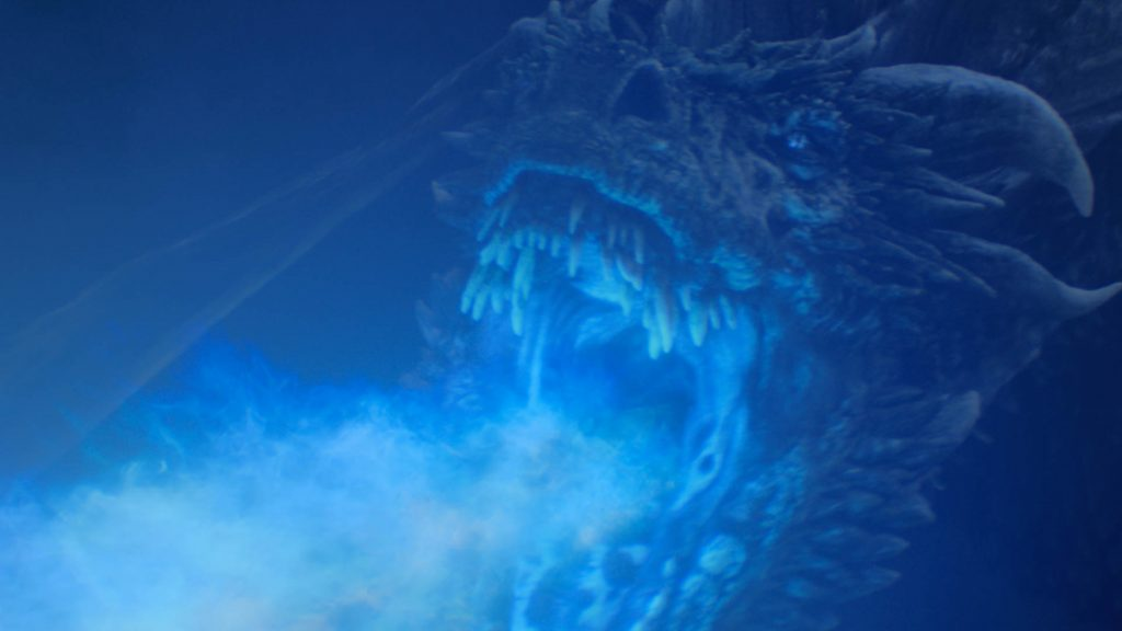 Viserion 803 Season 8 The Long Night