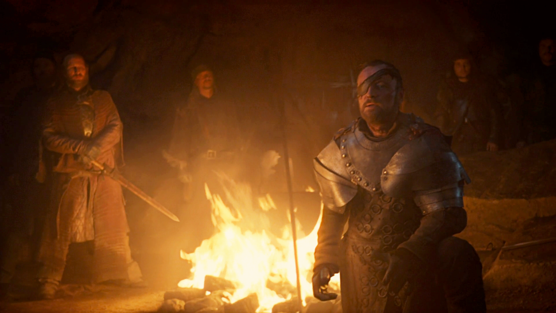 Beric Dondarrion Thoros Kissed by Fire 305 Season 3