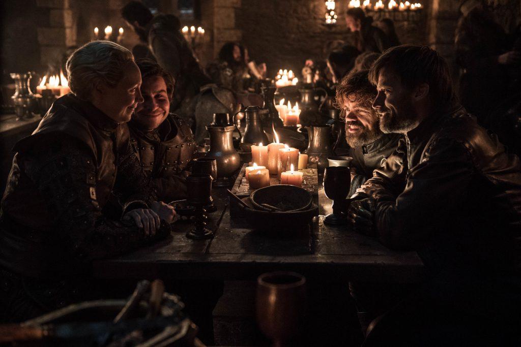 Brienne of Tarth Podrick Pod Payne Tyrion Lannister Jaime Season 8 804