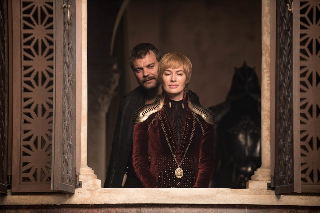 Game of Thrones Season 8 Episode 4 photos, featuring