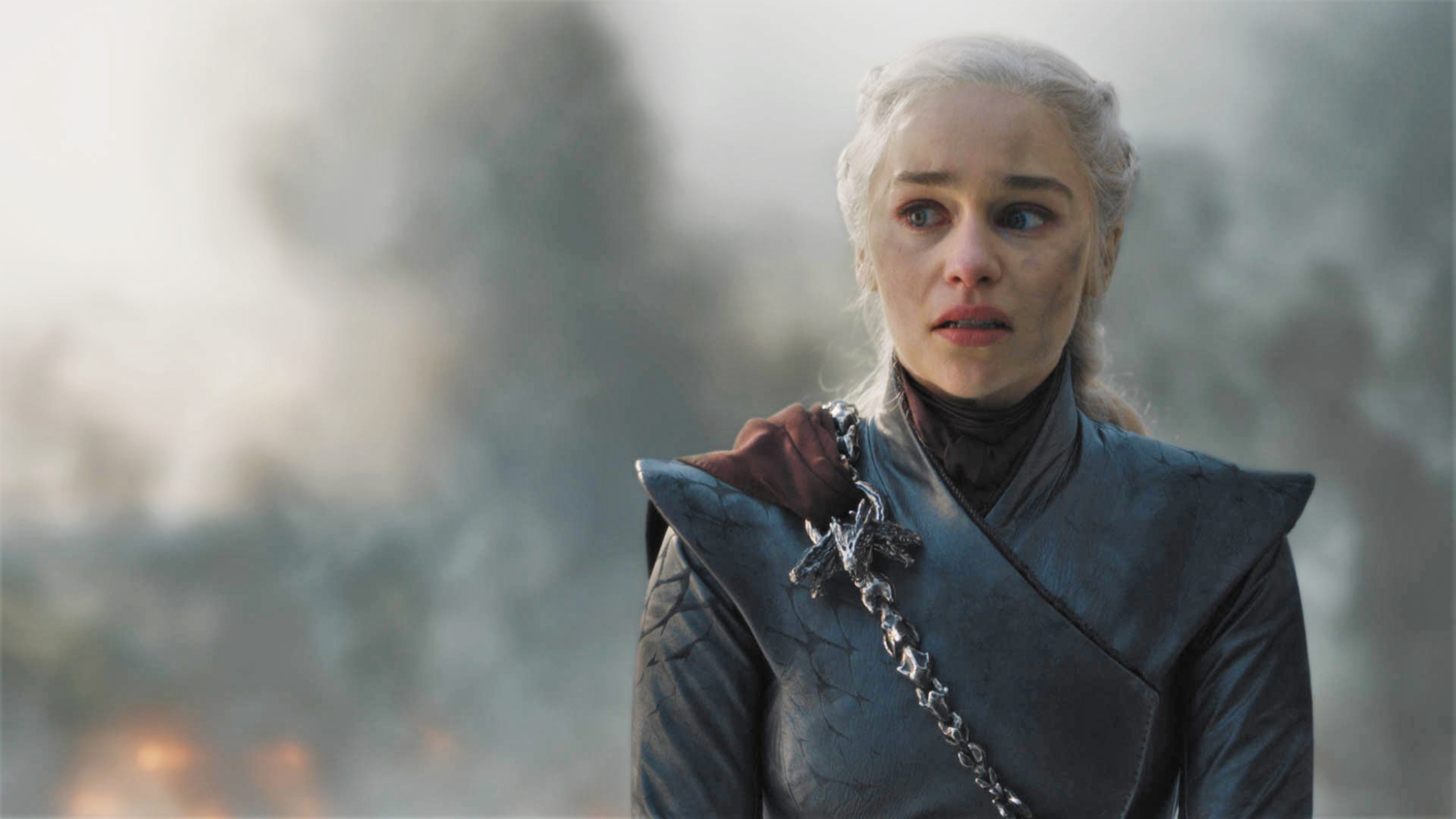 Daenerys Targaryen King's Landing Season 8 806 The Bells