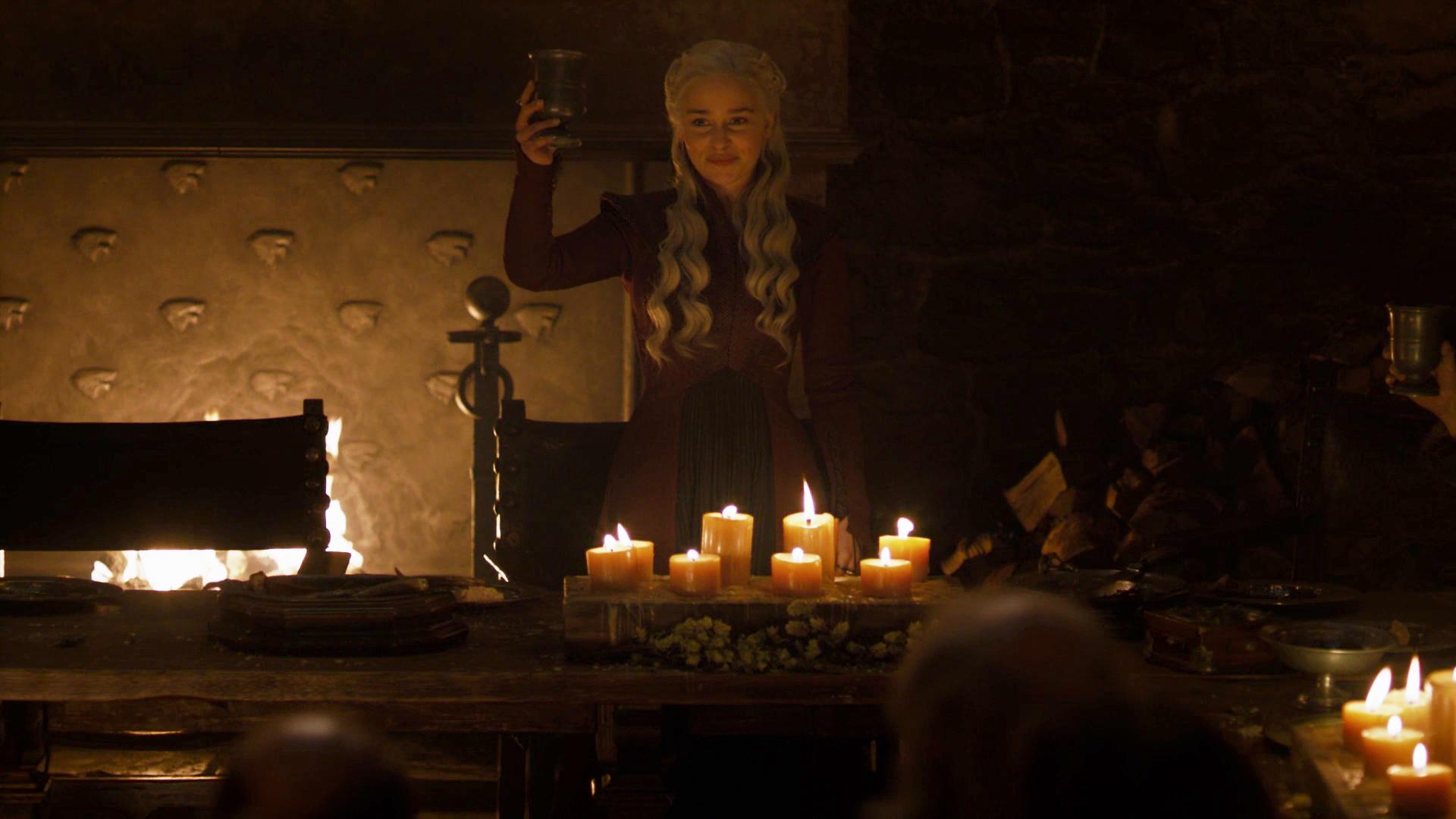 Daenerys Targaryen Toast Season 8 804