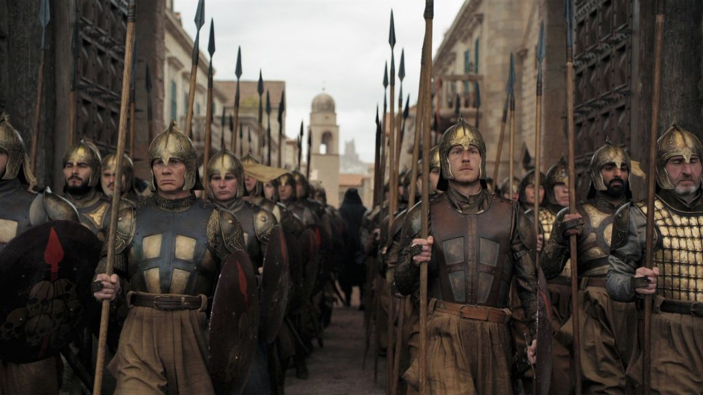 Golden Company King's Landing Battle Season 8 805
