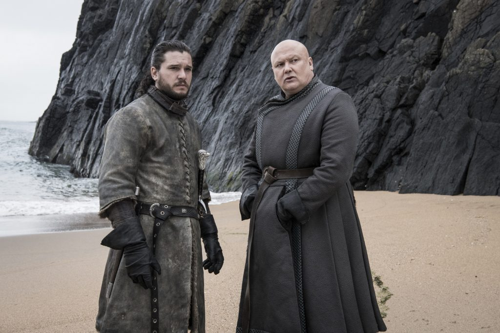 Jon Snow Varys The Bells