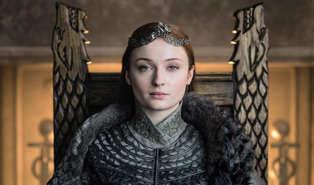 Sansa Stark 806 Season 8 Queen in the North