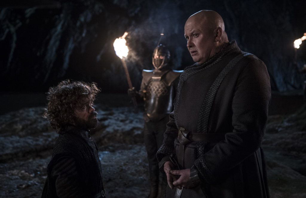 Tyrion Varys execution The Bells
