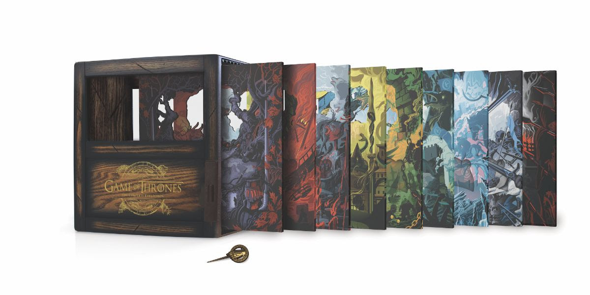 Game of Thrones Complete Collection