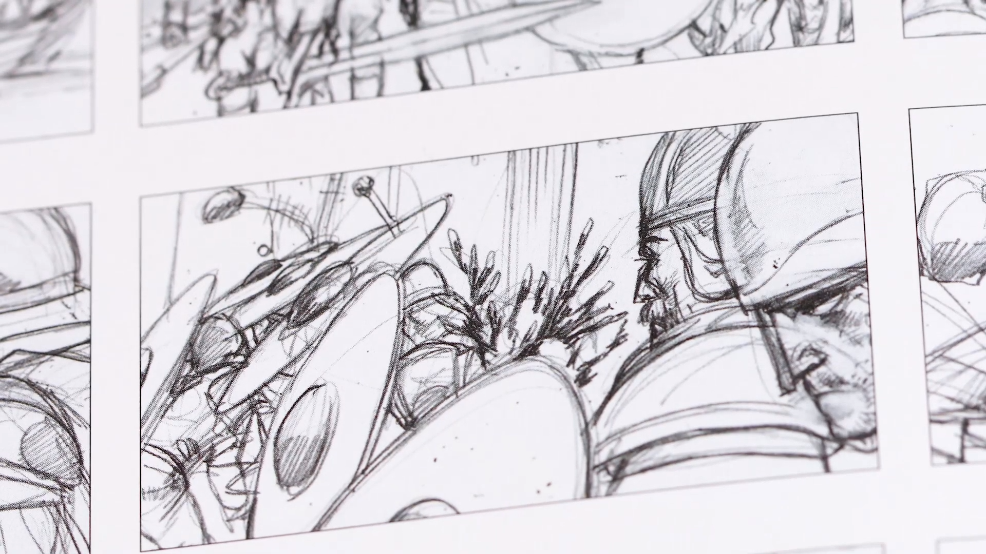Storyboards Will Simpson Blackwater 2
