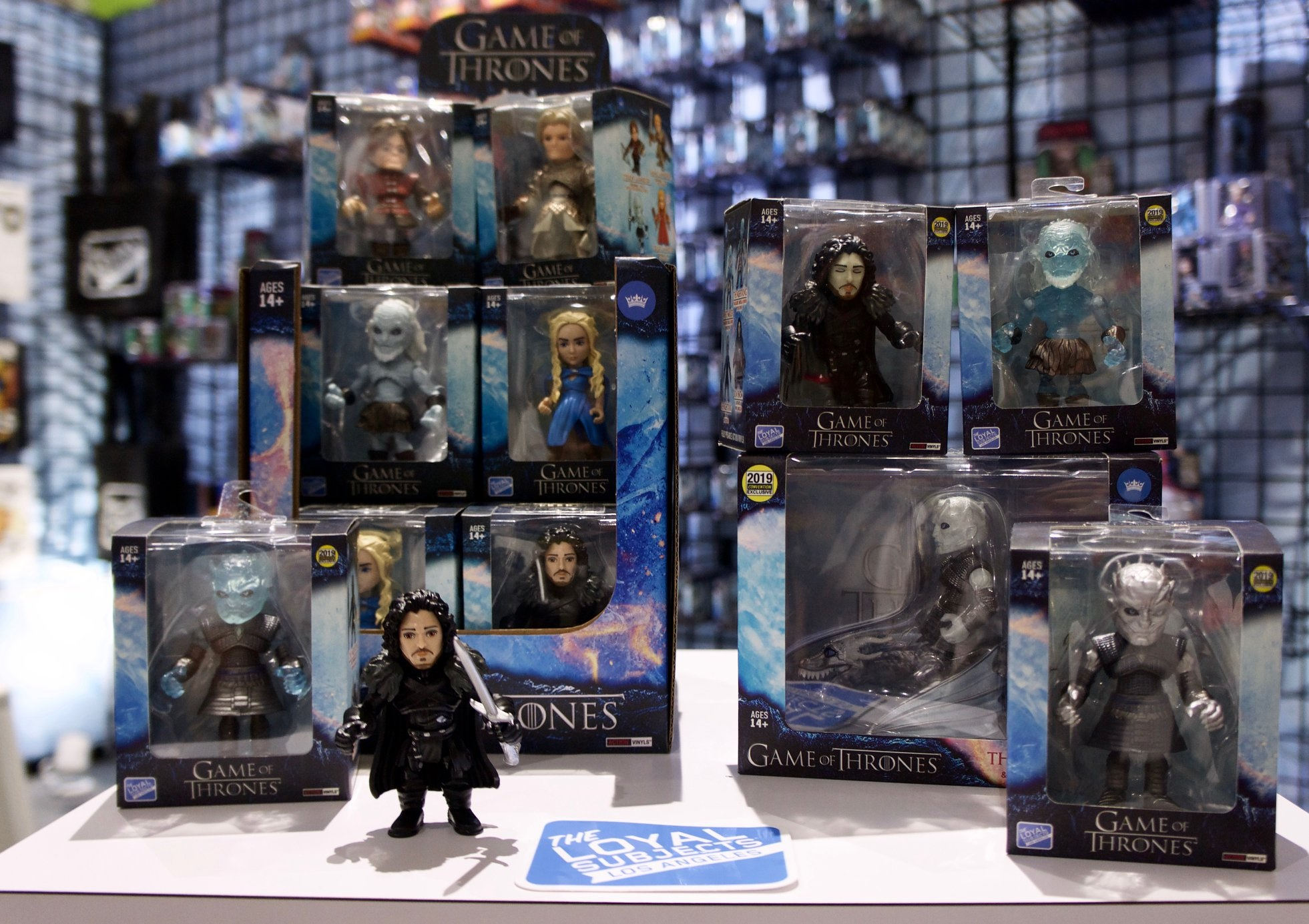 loyal subjects sdcc 2019