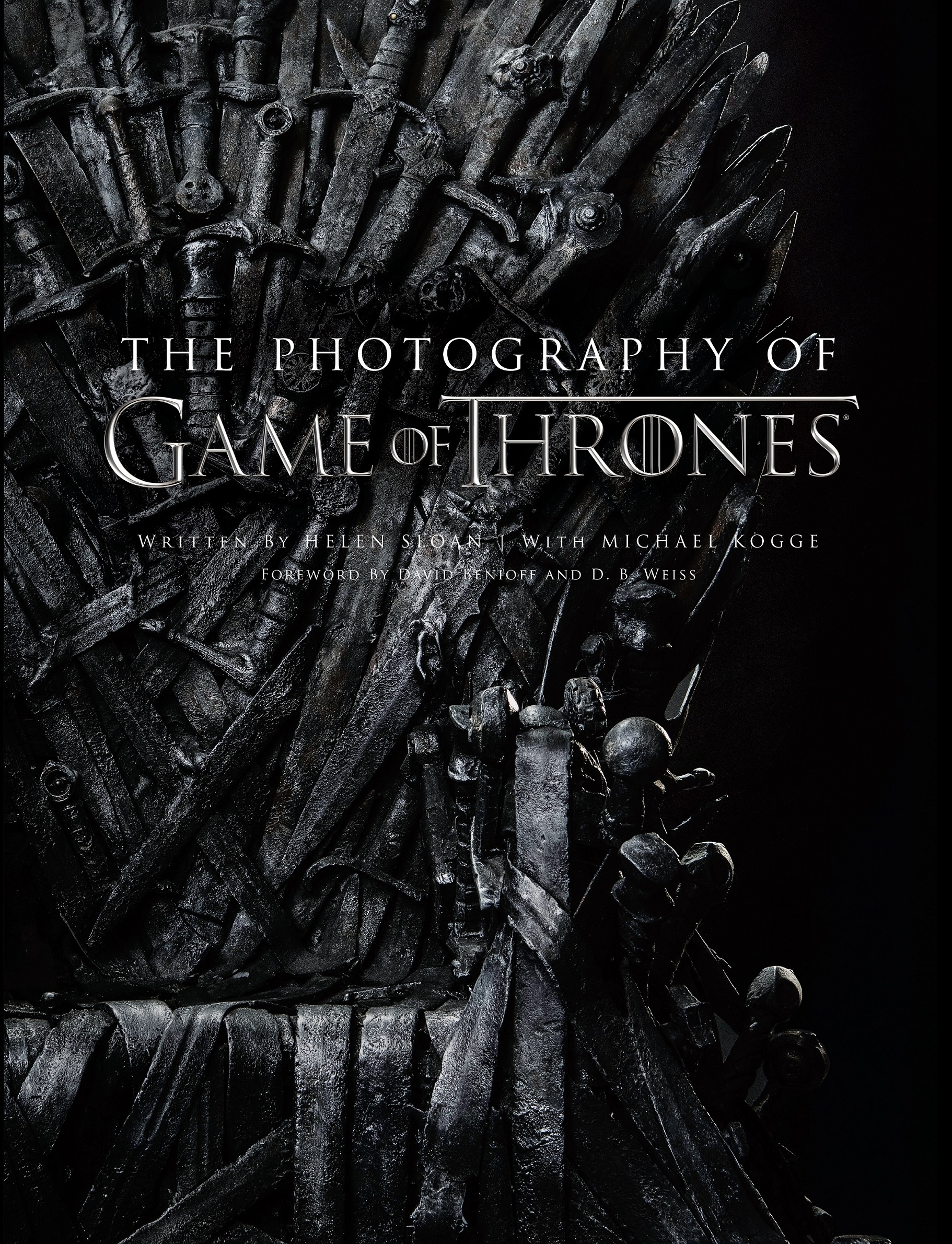 Cover Photography of GoT