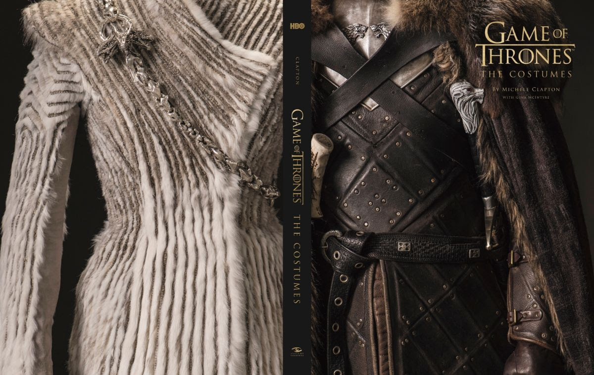 Game of Thrones: The Costumes cover