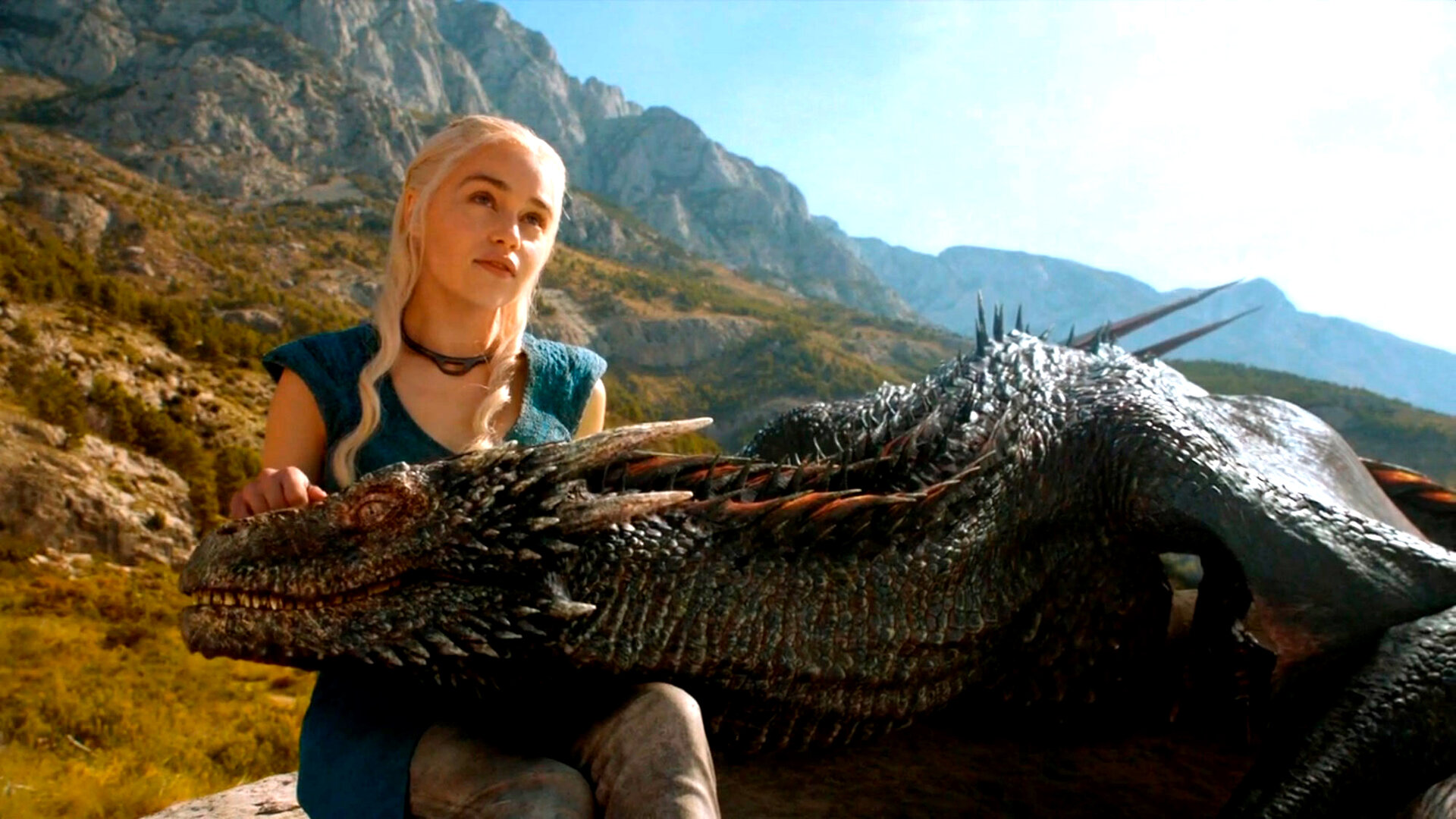 Is Dany, like us, daydreaming of more spinoffs and prequels?