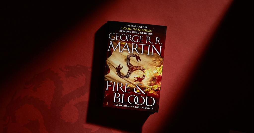 Martin Fire & Blood