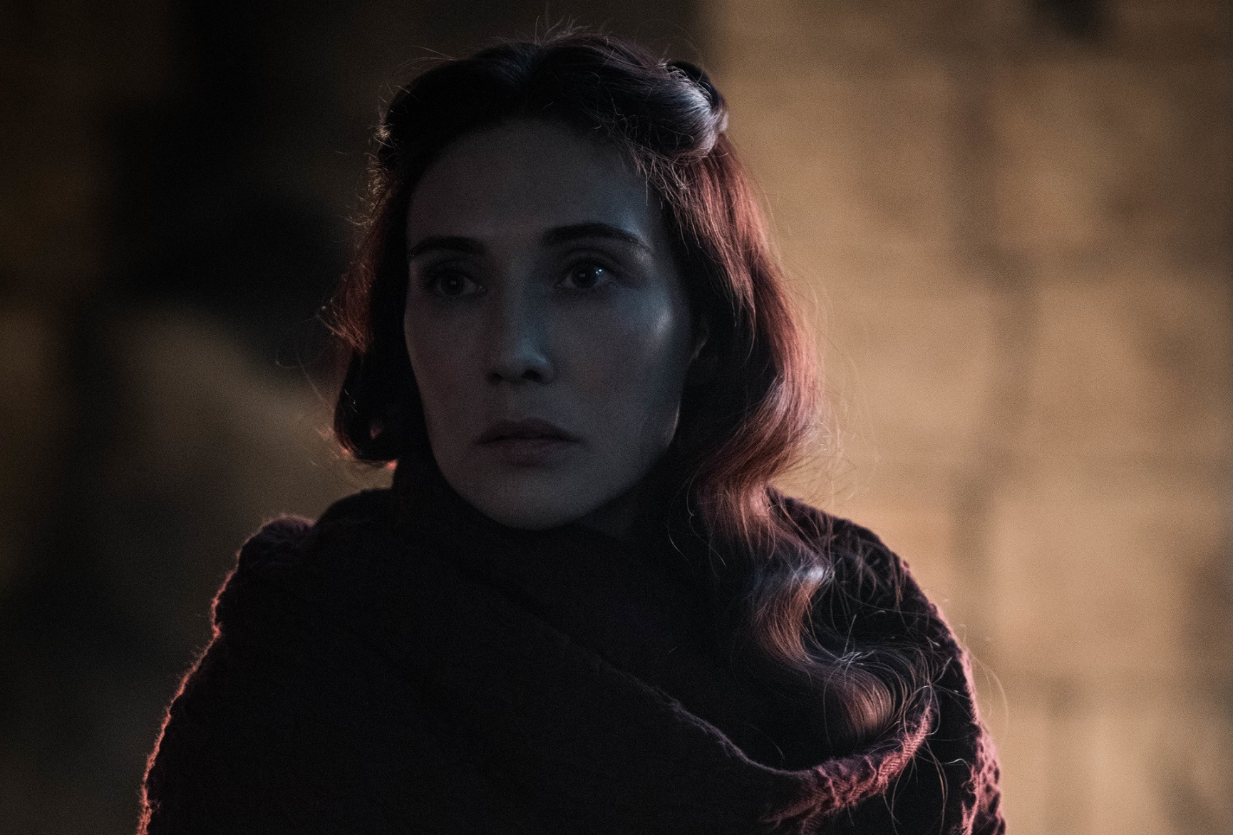Melisandre the long night