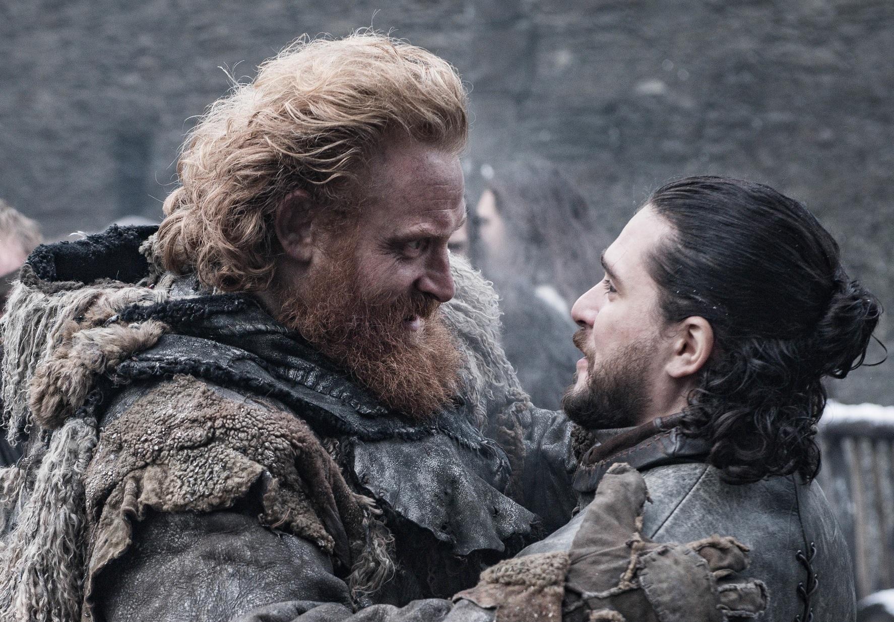 Tormund Jon Snow