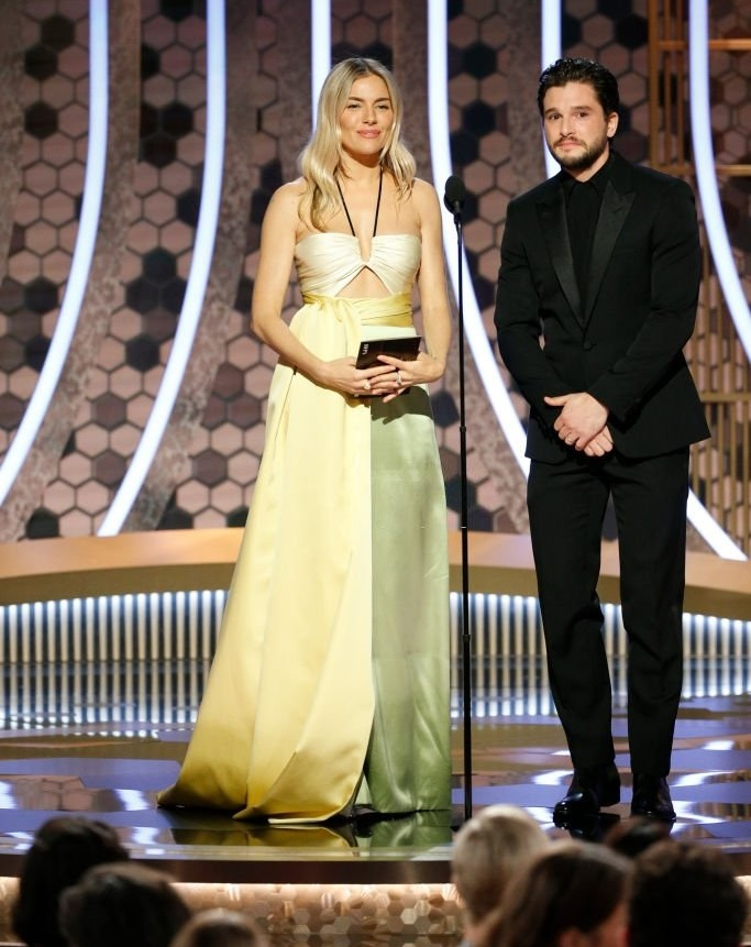 Sienna Miller Kit Harington