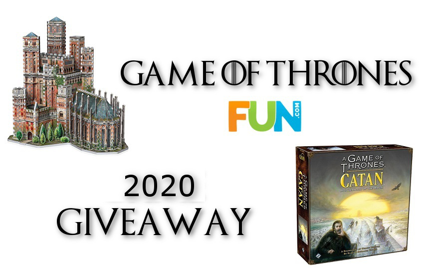 game of thrones fun giveaway