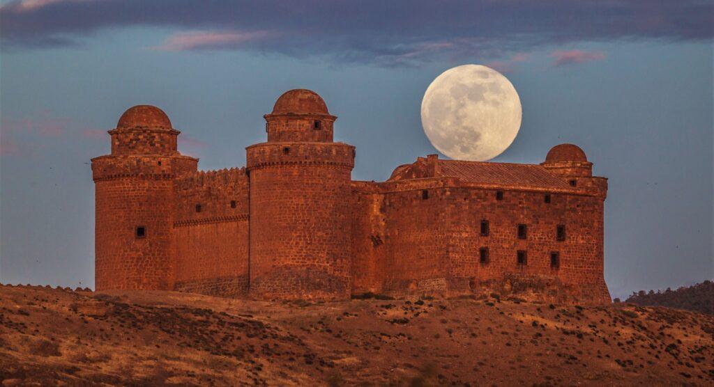 House of the Dragon has a new stronghold: Castillo de la Calahorra, a 16h Century Castle in Granada, Spain