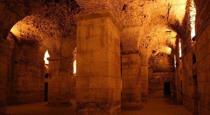 Diocletian's Cellars