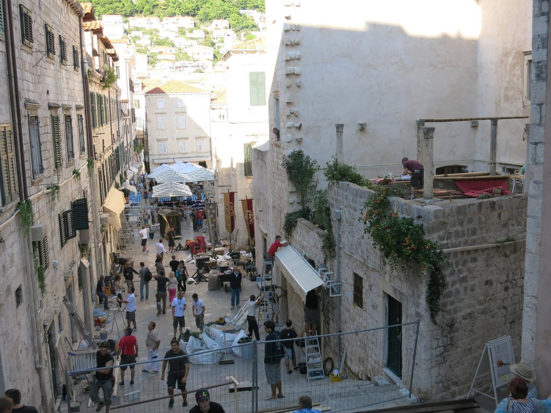 Woman Dubrovnik