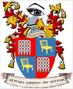 Coat of Arms for House Gatewatch