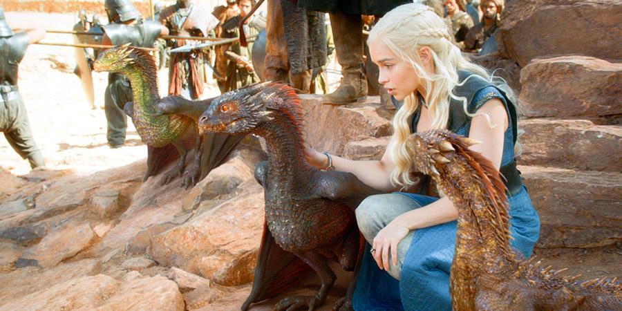 dany dragons