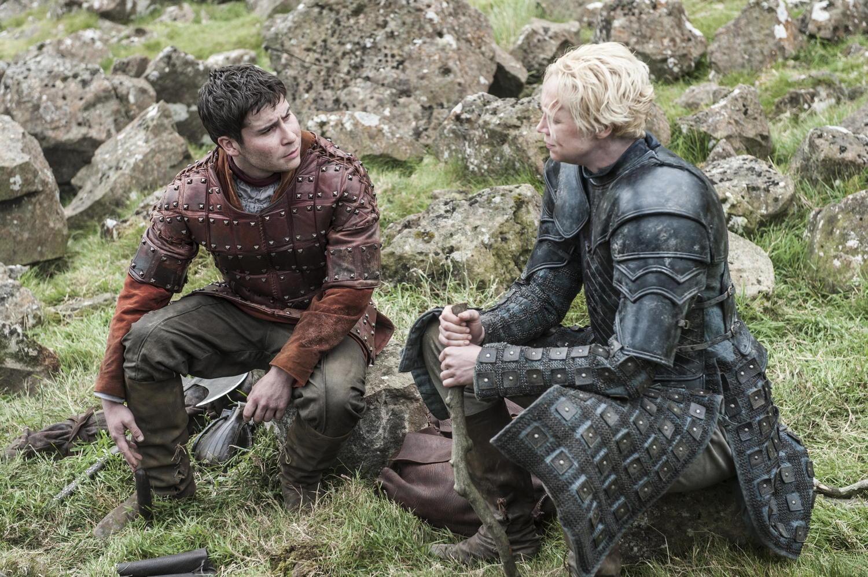 18 nye officielle Game of Thrones Billeder frigivet fra Sæson 5 Watchers On The Wall-4772
