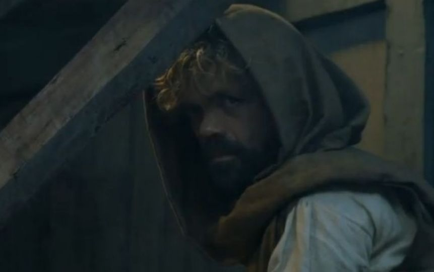 Tyrion in season five