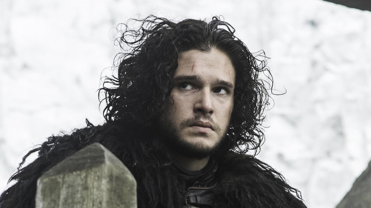 Jon at the Wall