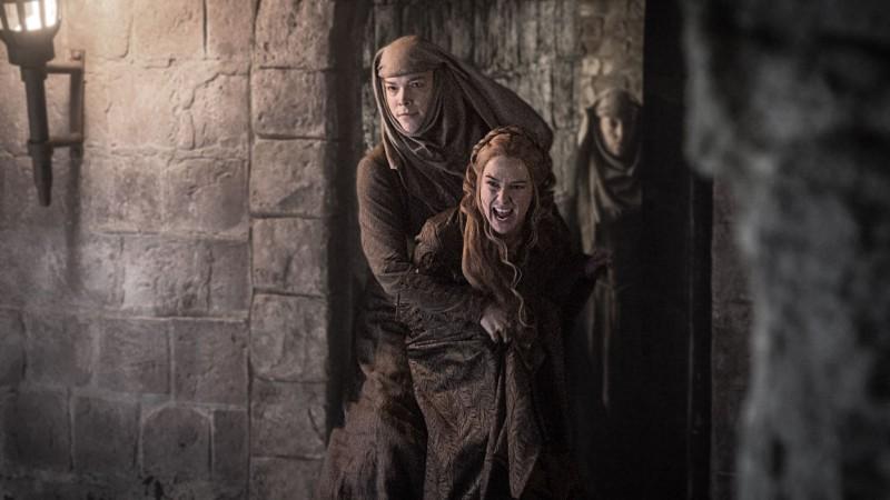Cersei screaming