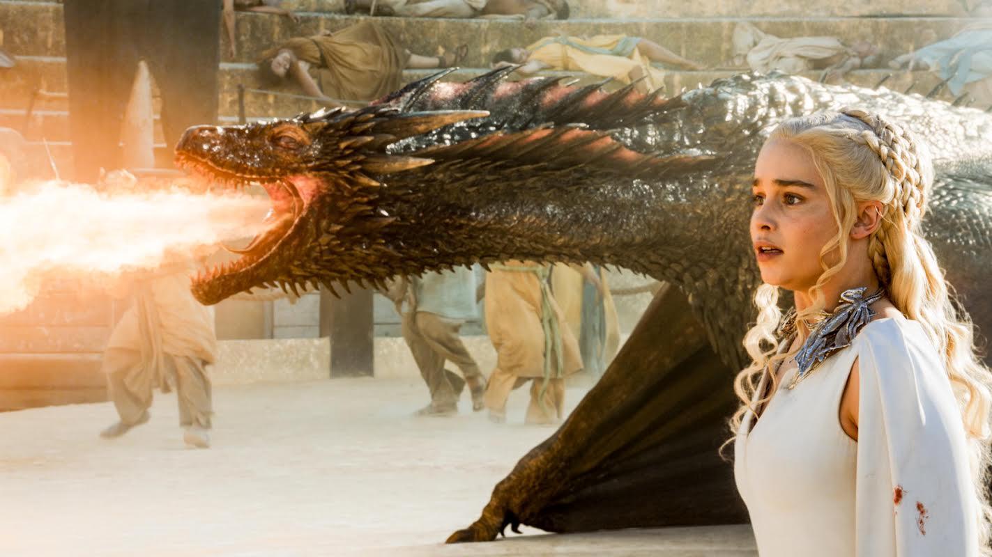 Drogon Dany