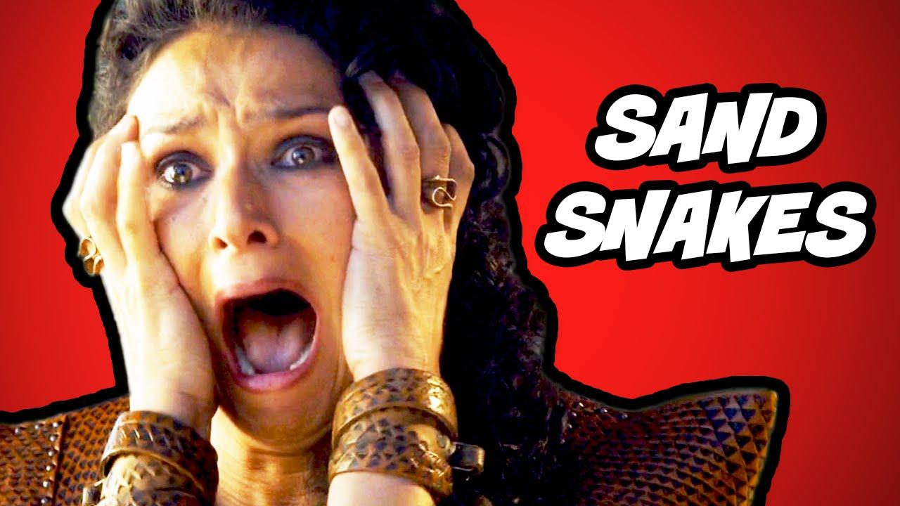 Sand Snakes lol