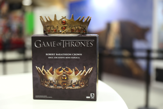 Alt Robert Baratheon Crown