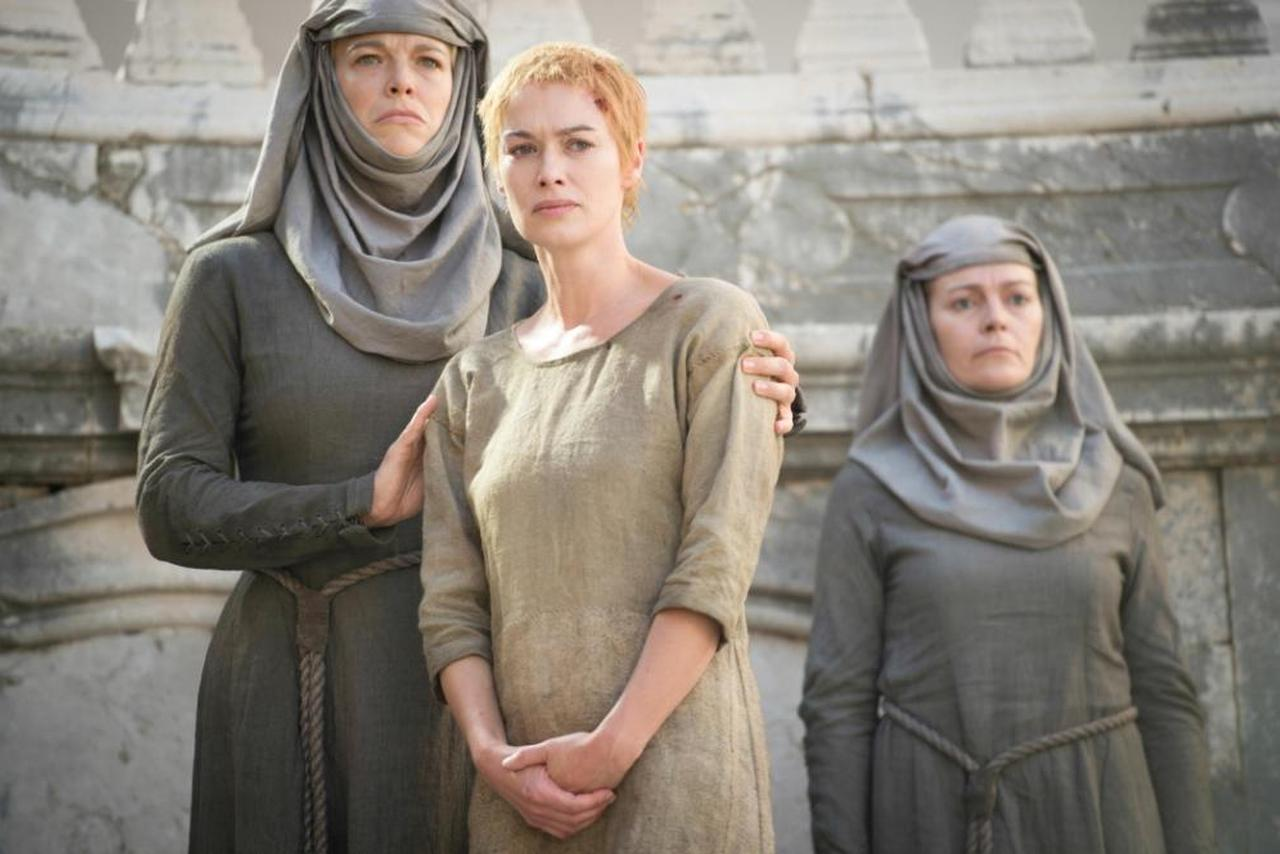 Cersei and the septas