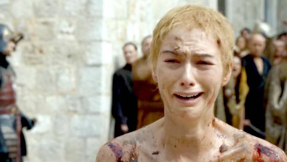 Cersei's denouement