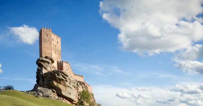 Castillo de Zafra