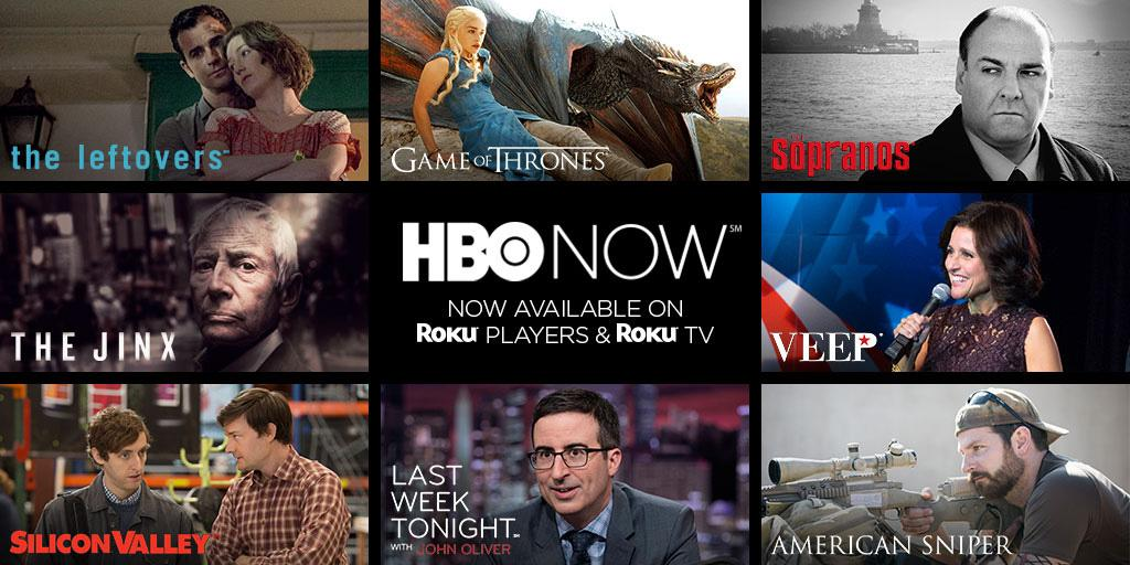 HBO GO launches in Latin America & Carribbean, HBO NOW arrives on Roku |  Watchers on the Wall | A Game of Thrones Community for Breaking News,  Casting, and Commentary