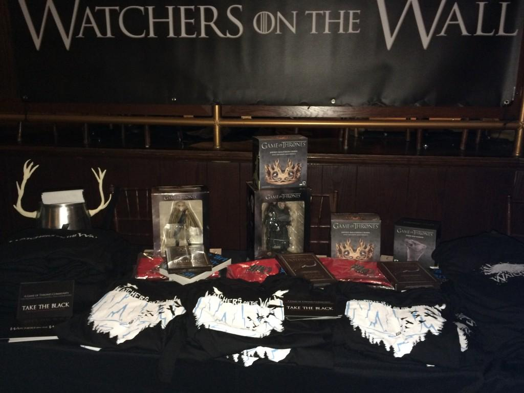 Watchers stuff