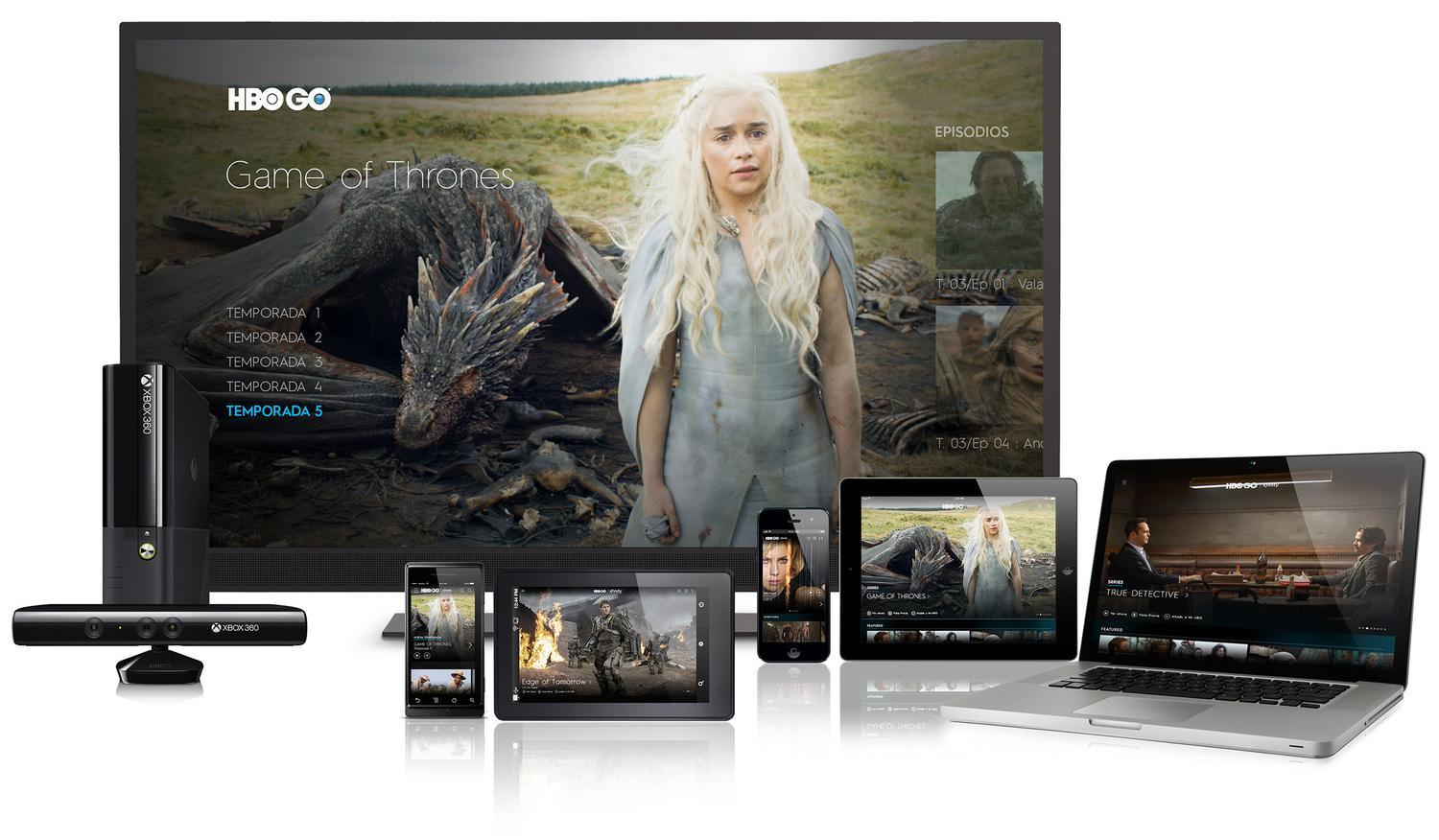 HBO GO launches in Latin America & Carribbean, HBO NOW