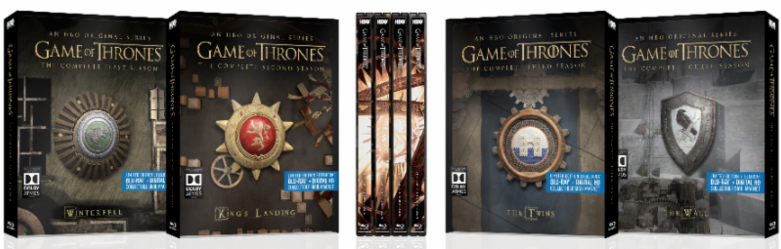 The Game Of Thrones Steelbook Wotw Awards Giveaway Coming Tomorrow Watchers On The Wall A Game Of Thrones Community For Breaking News Casting And Commentary