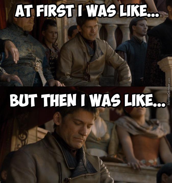 Jaime... and Jaime